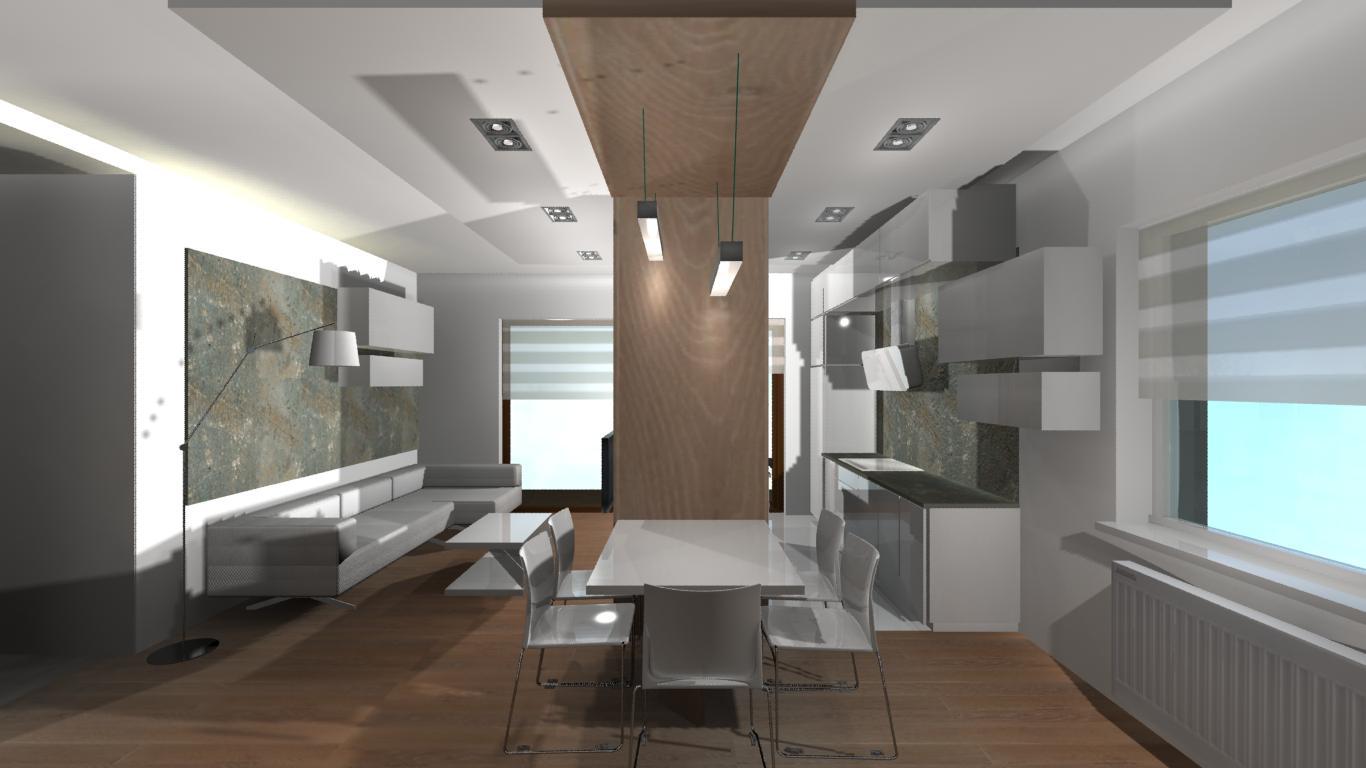 pomysł na urządzenie mieszkania