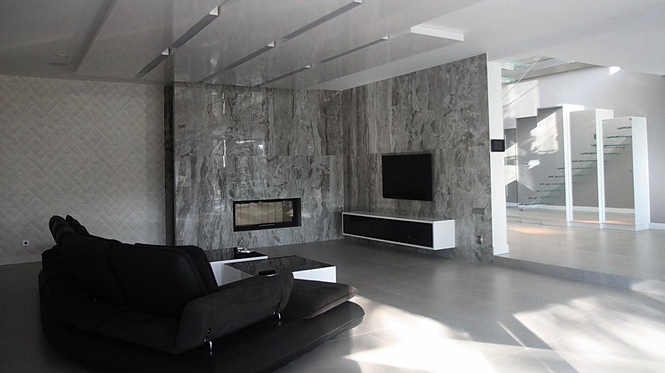 Projekt salonu Częstochowa