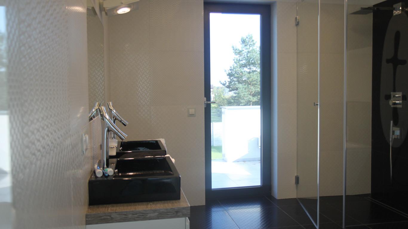 Projekt wnętrza łazienki Śląsk