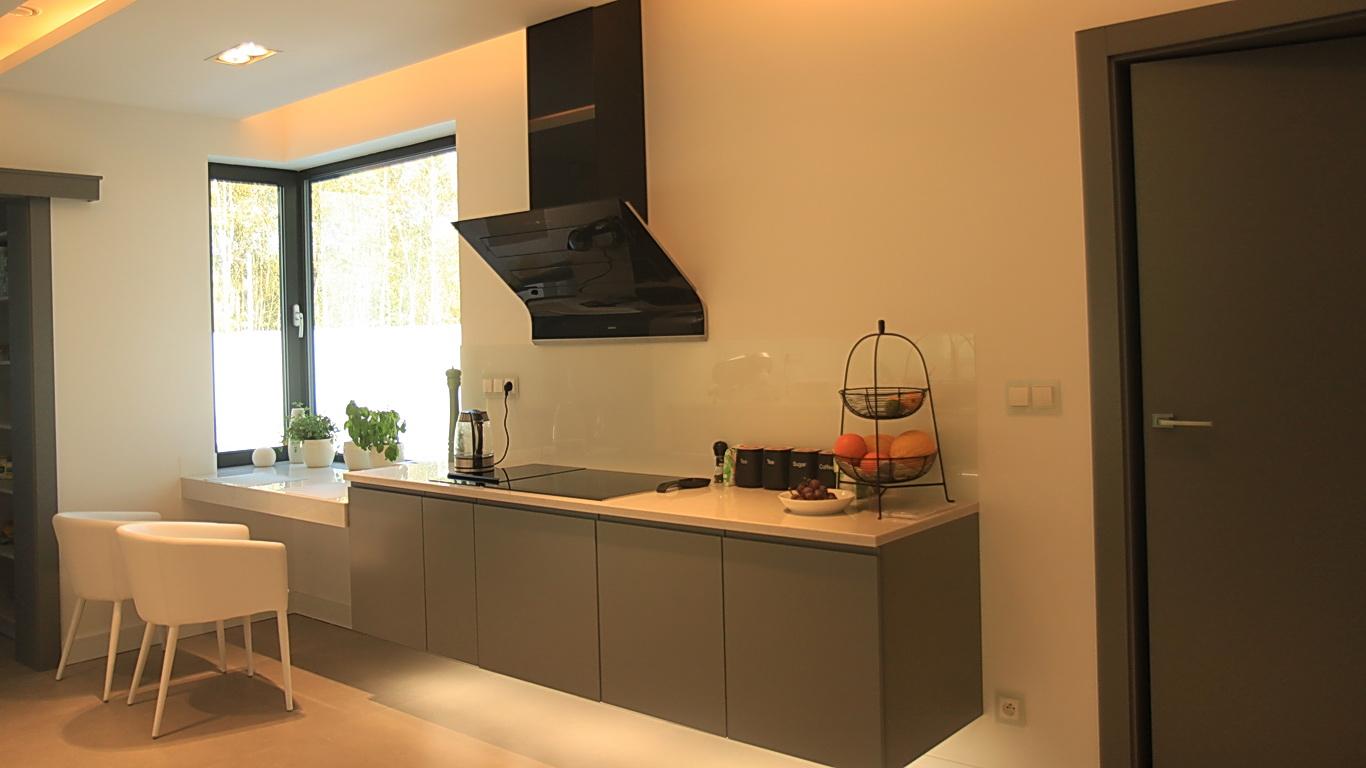 Projekt wnętrza kuchni Częstochowa