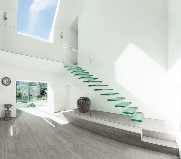 aranżacja schodów wewnętrznych