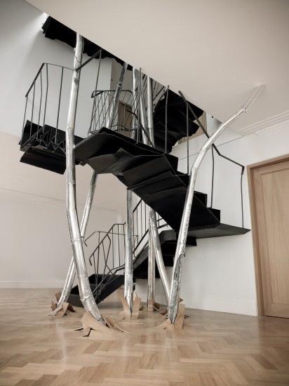 aranżacje schody wewnętrzne