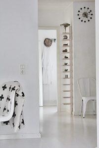 białe meble salon aranżacje