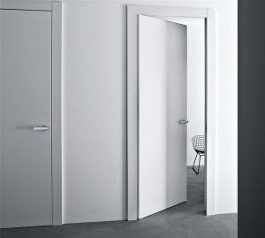 drzwi bez framugi