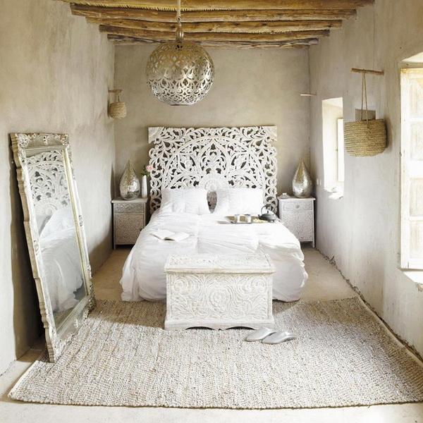 dywan w stylu marokańskim