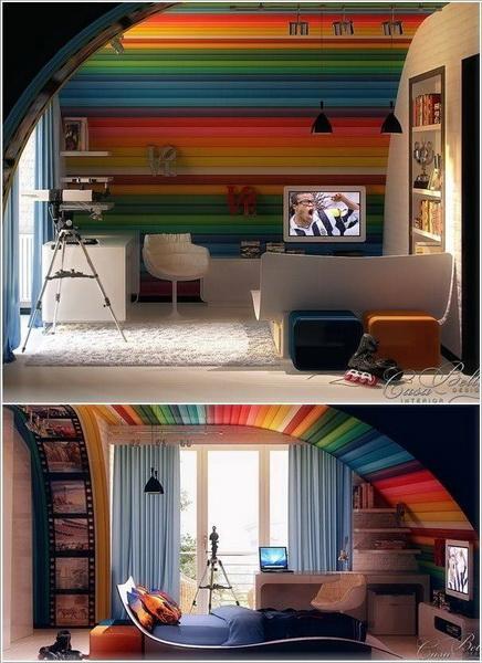 inspiracje kolorów wnętrz
