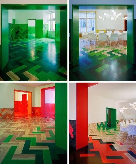 kolory wnętrz mieszkań