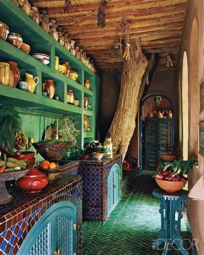 kuchnia w stylu marokańskim