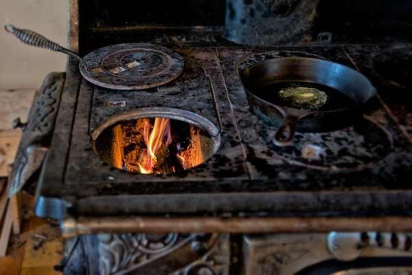 Kuchnie kaflowa