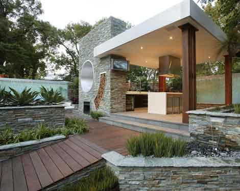 Kuchnie ogrodowe zdjęcia