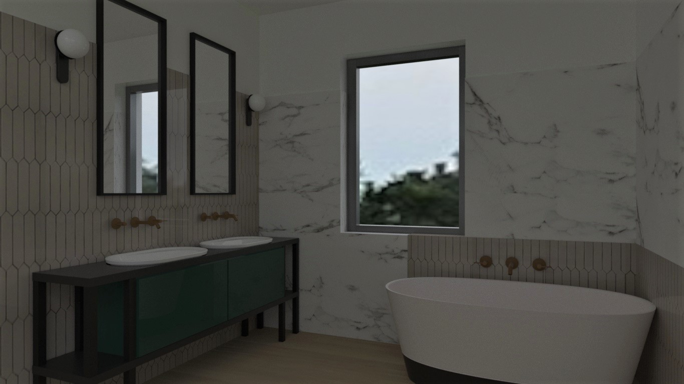 Łazienka z klimatem