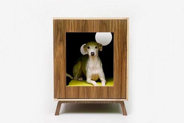 legowiska budki dla psa
