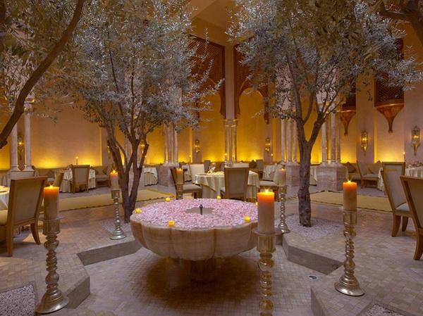 marokańskie wnętrza