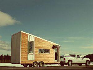 mobilny dom całoroczny