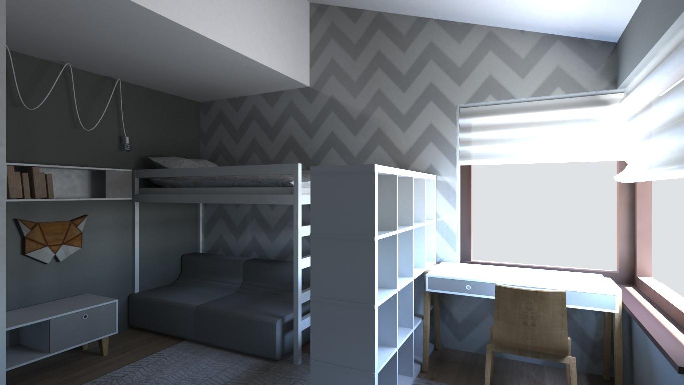 Projektowanie pokoju dziecięcego Częstochowa
