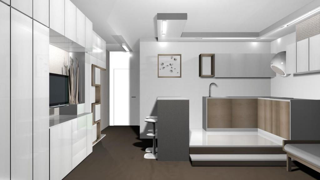 Projektowanie mieszkania w Częstochowie