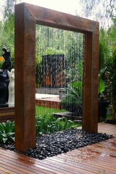 prysznic na zewnątrz