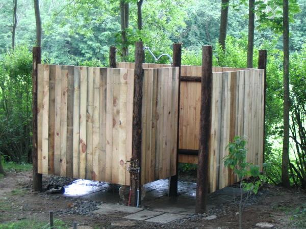 prysznic ogrodowy jak zrobić
