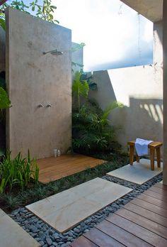 prysznic ogrodowy solarny