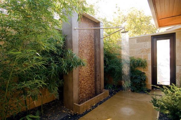 prysznice basenowe zewnętrzne