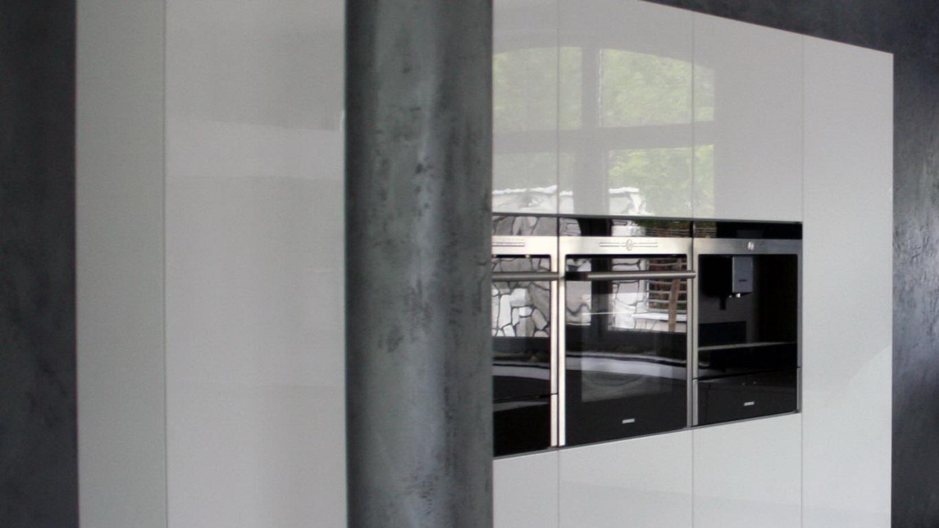 nowoczesna kuchnia projekty