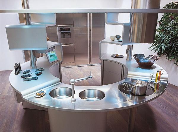 rozwiązania do małej kuchni