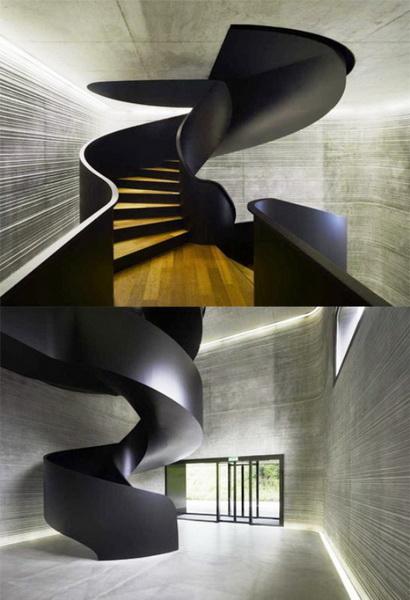 schody do domu jednorodzinnego